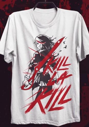 Camiseta Kill La Kill
