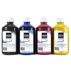 Tinta Sublimatica Nano Series 2L - Kit com 4 Cores de 500mL