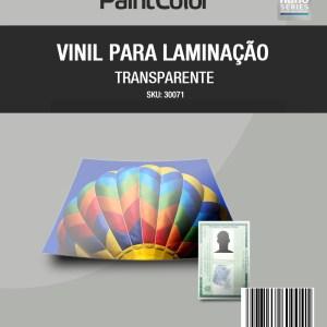 Vinil para Laminação a Frio 160g Nano Series A4 - 100 Folhas