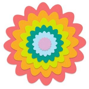 Faca de Corte Floral We R Revolution - Kit com 11 Peças