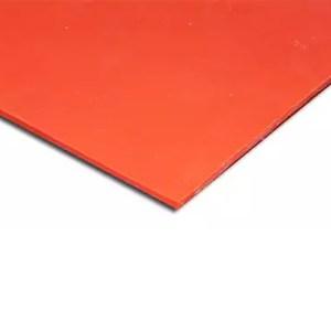 Manta De Silicone 1.2mm 10x30 cm