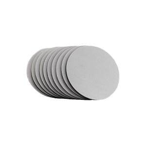Mouse Pad Redondo de Neoprene 22 cm para Sublimação - 10 Un.