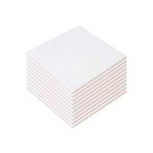 Azulejo Fosco para Sublimação 15x15cm  - 10 Un.