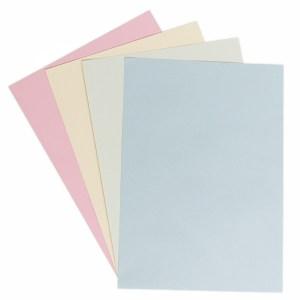 Papel Nano Color Plus Tons Pastéis 180g A3 - 5 folhas