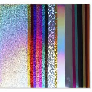Filme de Recorte Holográfico Nano Transfer 50x100