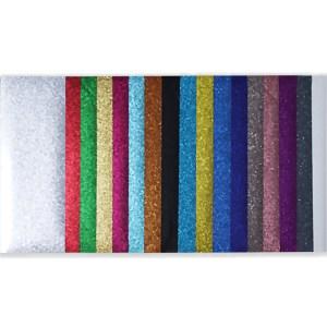 Filme de Recorte Glitter Nano Transfer 50x100 cm