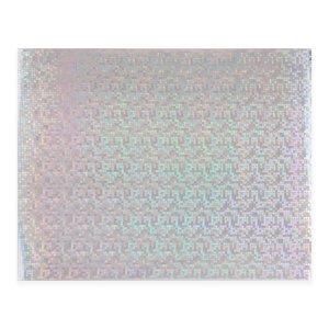 Vinil Adesivo Holográfico Confete 50x100cm