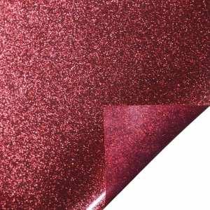 Kit Nano Transfer Glitter Tons Vermelhos