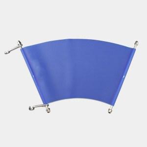Manta de Silicone Cônica p/ forno ou 3D - 12 Oz - 23,5cm x 14cm