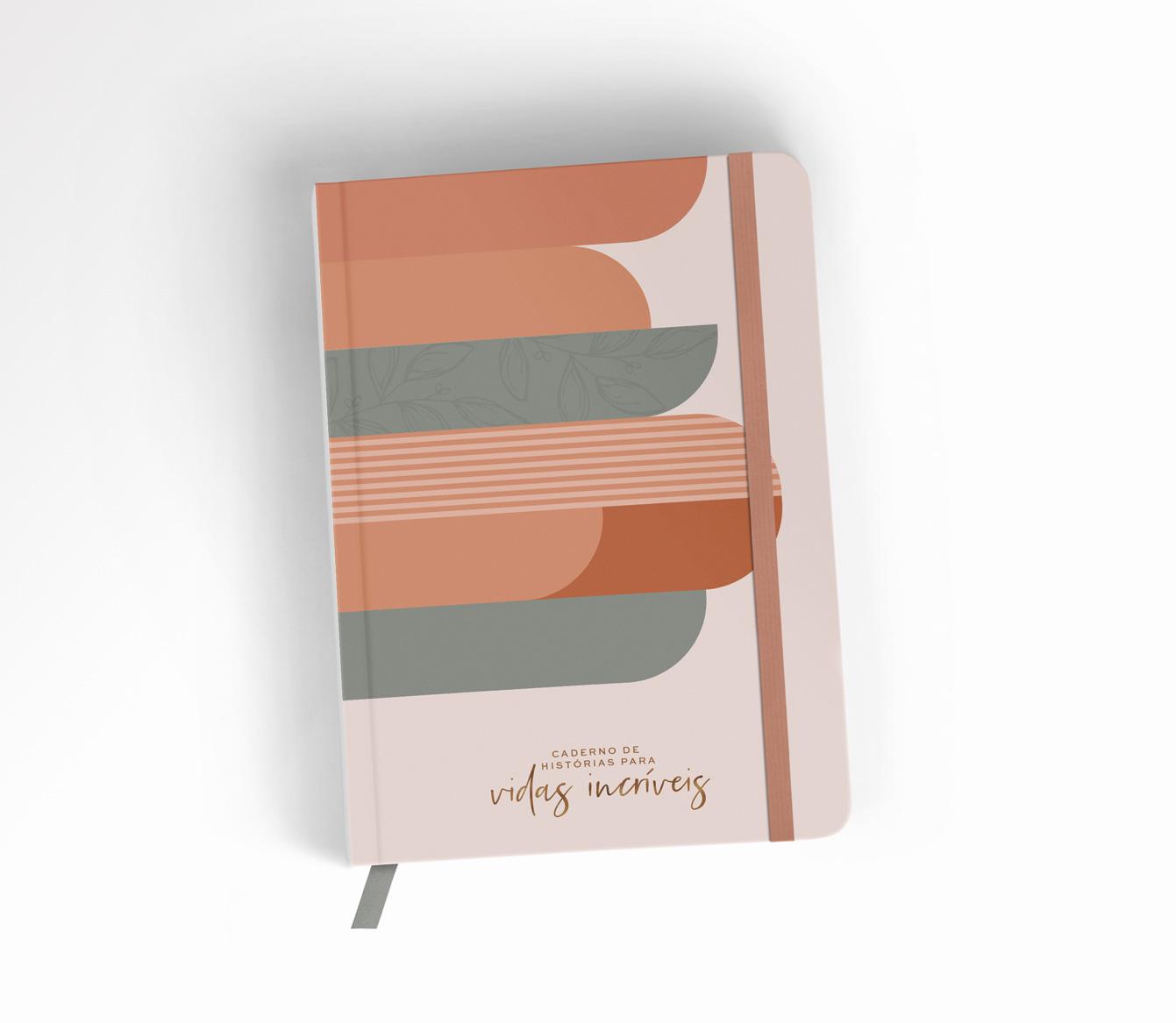 Caderno de Histórias para Vidas Incríveis - Community