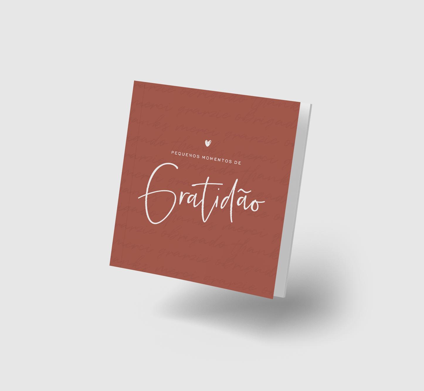 Bloco de Momentos de Gratidão | Studio Luze