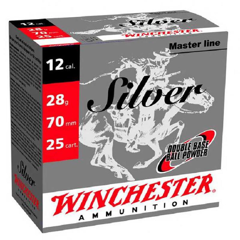 Cart. Winchester Silver 28gr cal.12