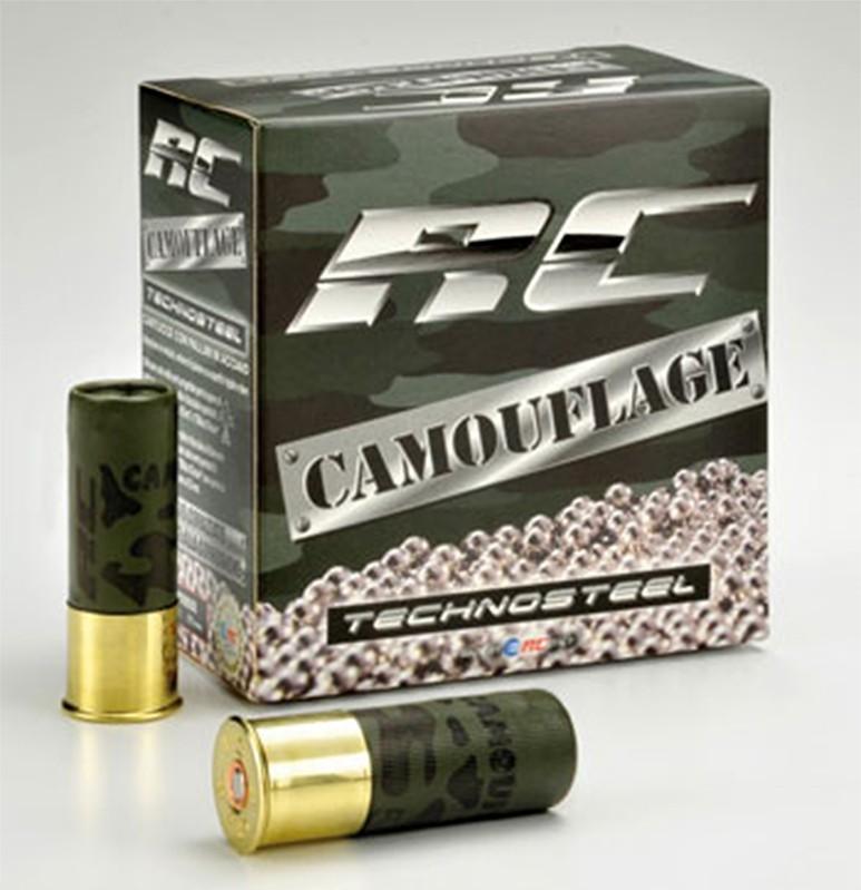 Cx 25 Cartuchos RC Camouflage 34 G