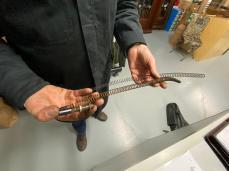 Reparaçao mola loja Amster