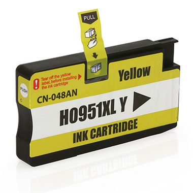 Cartucho de Toner para HP 951 Yellow