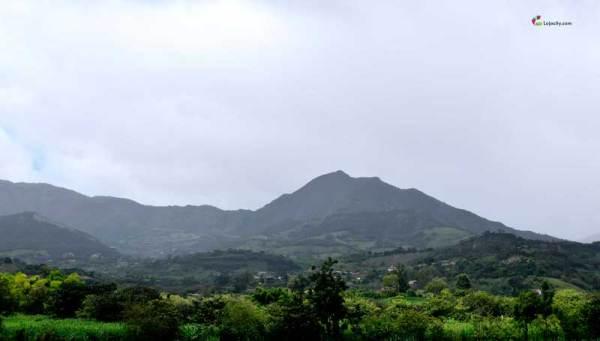 Yunanga, majestuoso cerro de la parroquia Malacatos