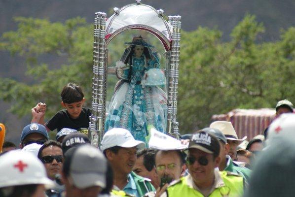 Romería de la Virgen del Cisne