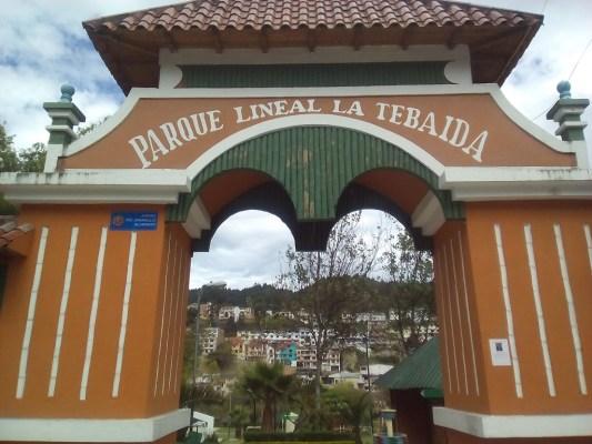 Parque Lineal La Tebaida