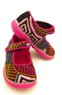 Sapato mafalda de mola (tam. 24 / 17 cm)