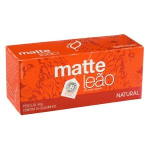chá mate natural