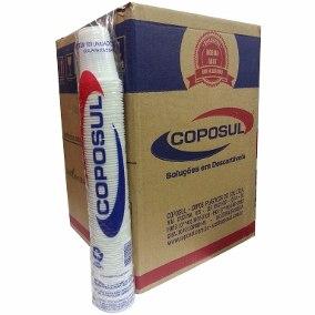 Copo 180 ml c/2500 Coposul Branco