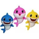3-bonecos-vinil-baby-shark-17cm-musical-com-luz-enfeite-de-mesa
