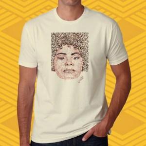 Camiseta Elza Soares Unissex
