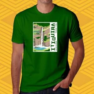 Camiseta Itiquira Unissex
