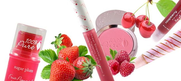【食べられる化粧品♪】カリフォルニア生まれのオーガニックコスメ100%pureが世界中で大人気♪