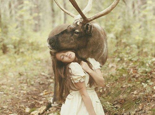 地球は母であり、動物たちは私たちの同胞です。