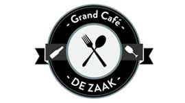 afbeelding logo grand cafe de zaak