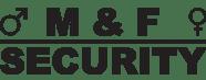 Afbeelding logo M&F security