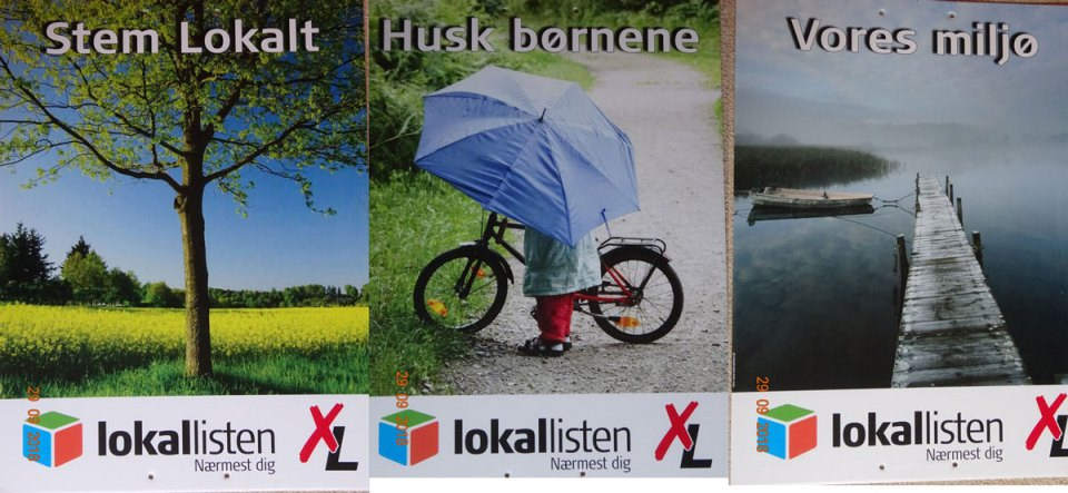 Ha' nu is i maven – hold fast i de lokale skoler