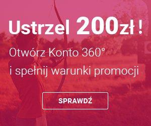 Bank Millennium Konto 360° + 200 zł premii