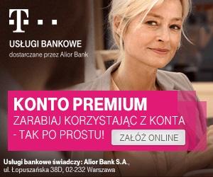 T-Mobile Usługi Bankowe Konto PREMIUM
