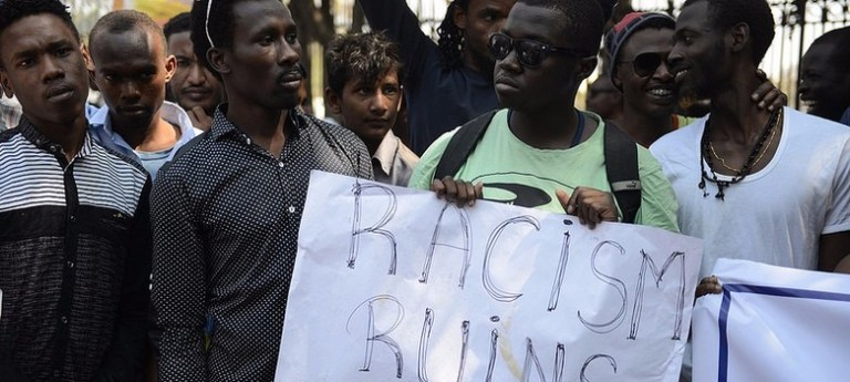 Are Africans Made to Feel Unwelcome in India?