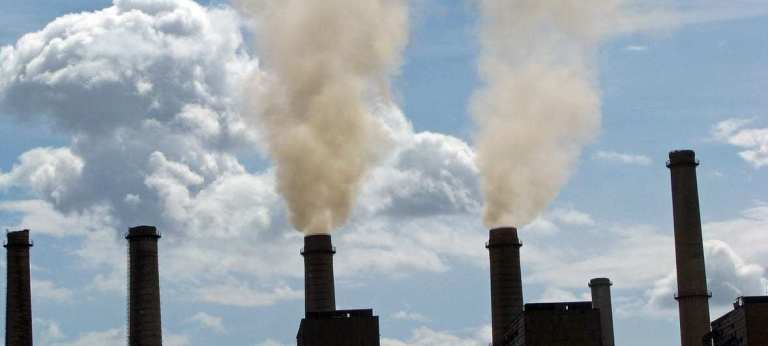 Climate-Heating Greenhouse Gases at Record Levels, Says UN