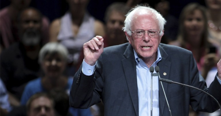 Bernie Sanders to Launch International Progressive Front Against the Far-Right
