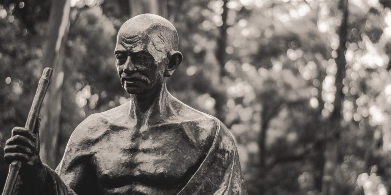 Setting the Record Straight on Gandhi and Race
