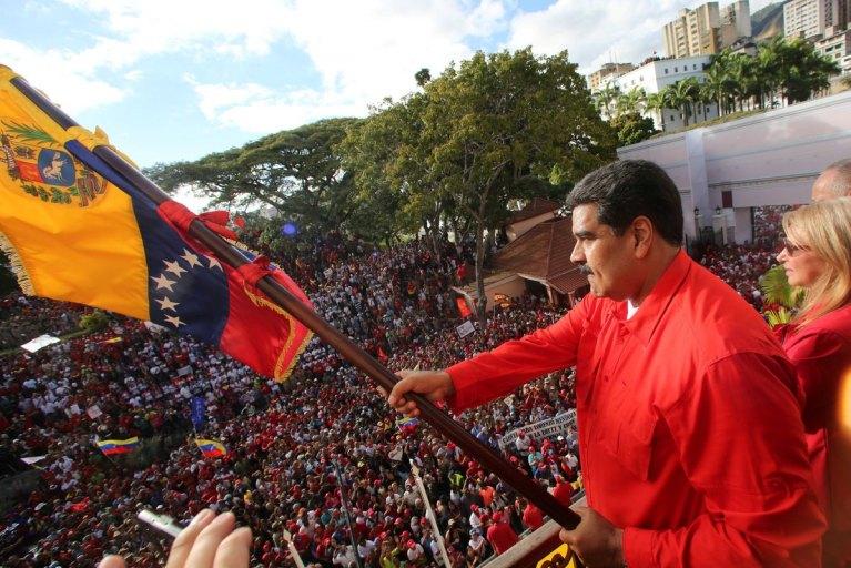 Everyday Life in Besieged Venezuela