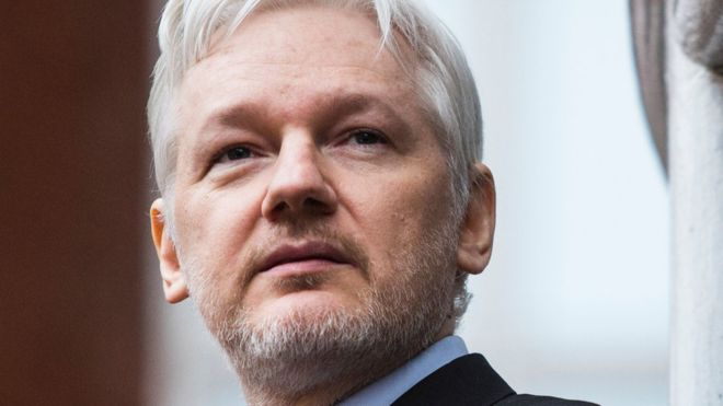 'Defy the Thought Police', Stand With Assange
