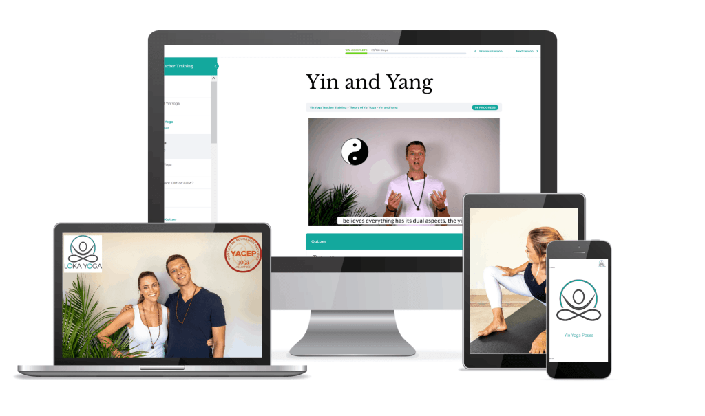 Online Yin Yoga Teacher Training Loka Yoga School