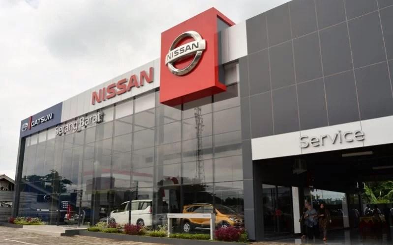 Nissan Serang barat
