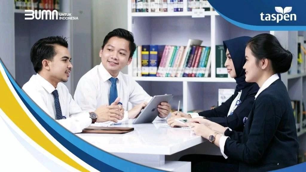 Open Rekrutmen Karyawan BUMN PT Taspen (Persero) 2020