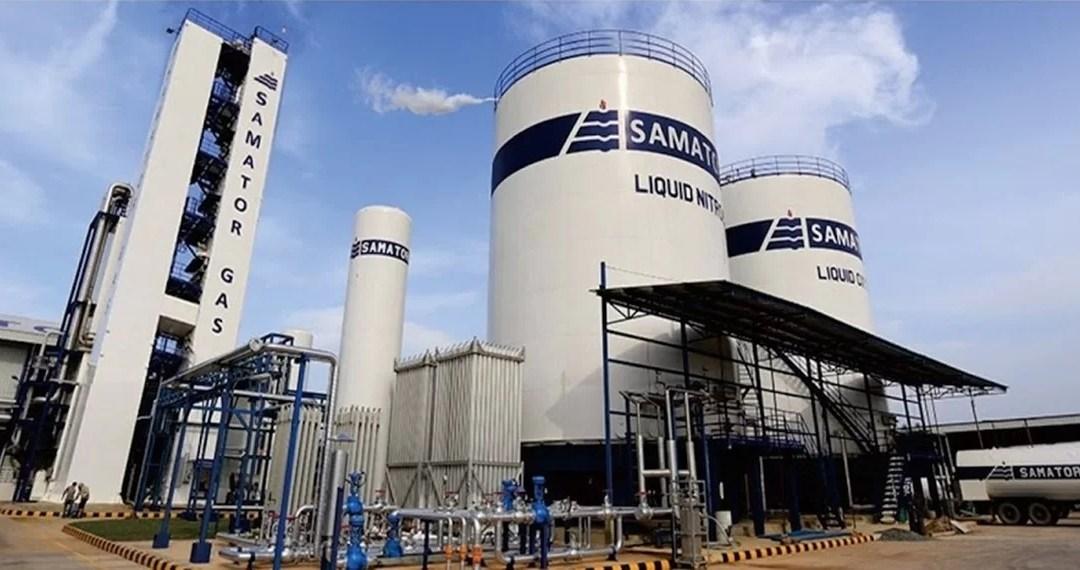 samator gas