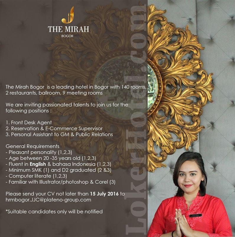 Hotel Tentrem Yogyakarta Closed: [CLOSED] The Mirah Bogor