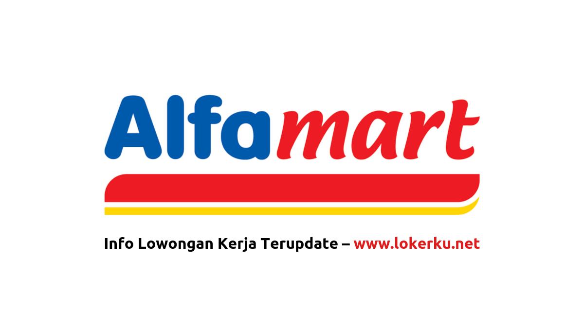 Lowongan Kerja Alfamart Branch Bogor Agustus 2021