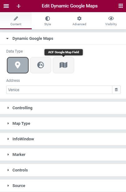 Dynamic.ooo Google Maps