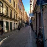 Gassenhauer in Stockholm