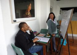 4 -Individual Tutoring Sessions - La Antigua Guatemala September 2014